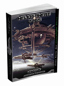 """Heliosphere 2265 - Band 22: Heimkehr"" von Andreas Suchanek. Erschienen in der Greenlight Press."