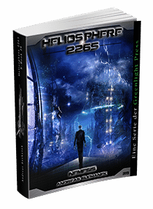 """Heliosphere 2265 - Band 28: Nemesis"" von Andreas Suchanek. Erschienen in der Greenlight Press."