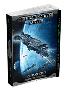 """Heliosphere 2265 - Band 31: ... in das Licht"" von Andreas Suchanek. Erschienen in der Greenlight Press."